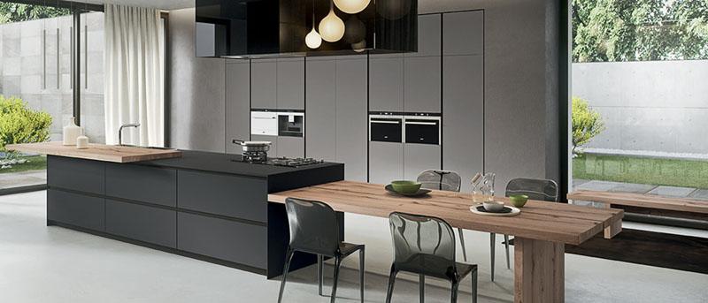 Arredamento interior design ferrara dallara design for Cucine di design outlet