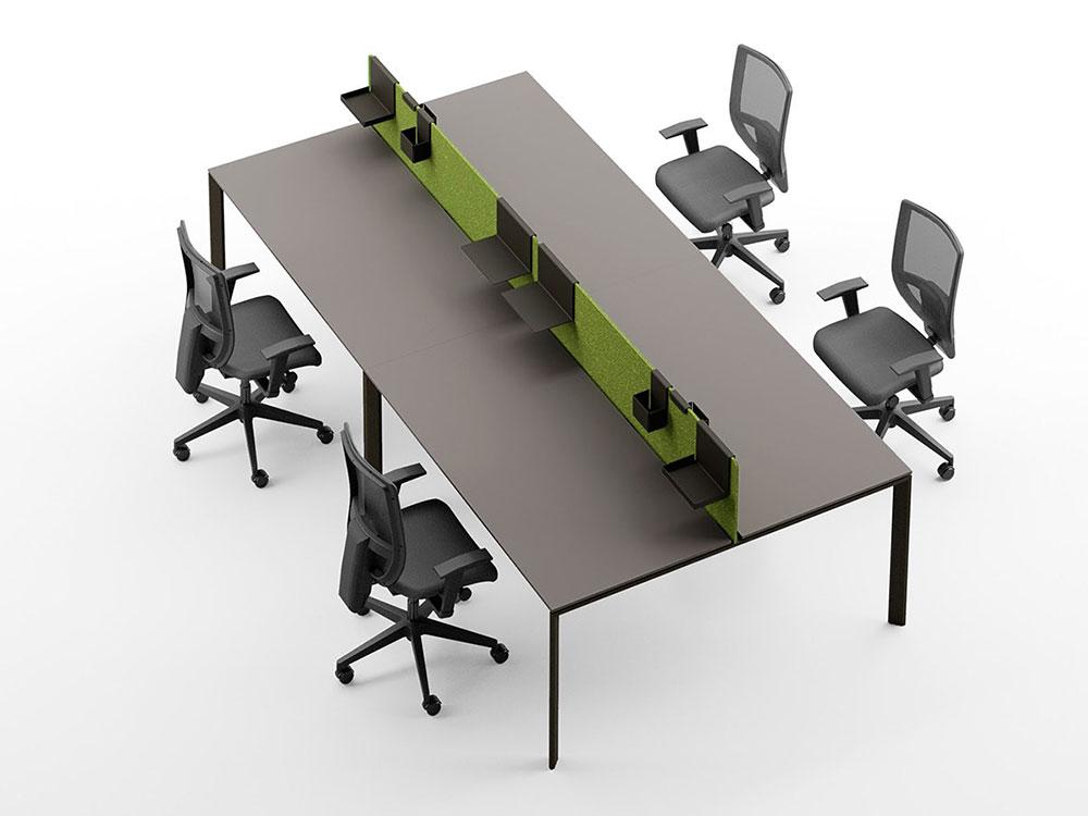Arredi di design per ufficio e studio dallara design ferrara for Arredo ufficio outlet