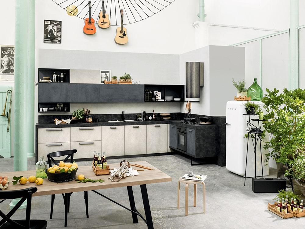 Cucine moderne e componibili ferrara u dallara design