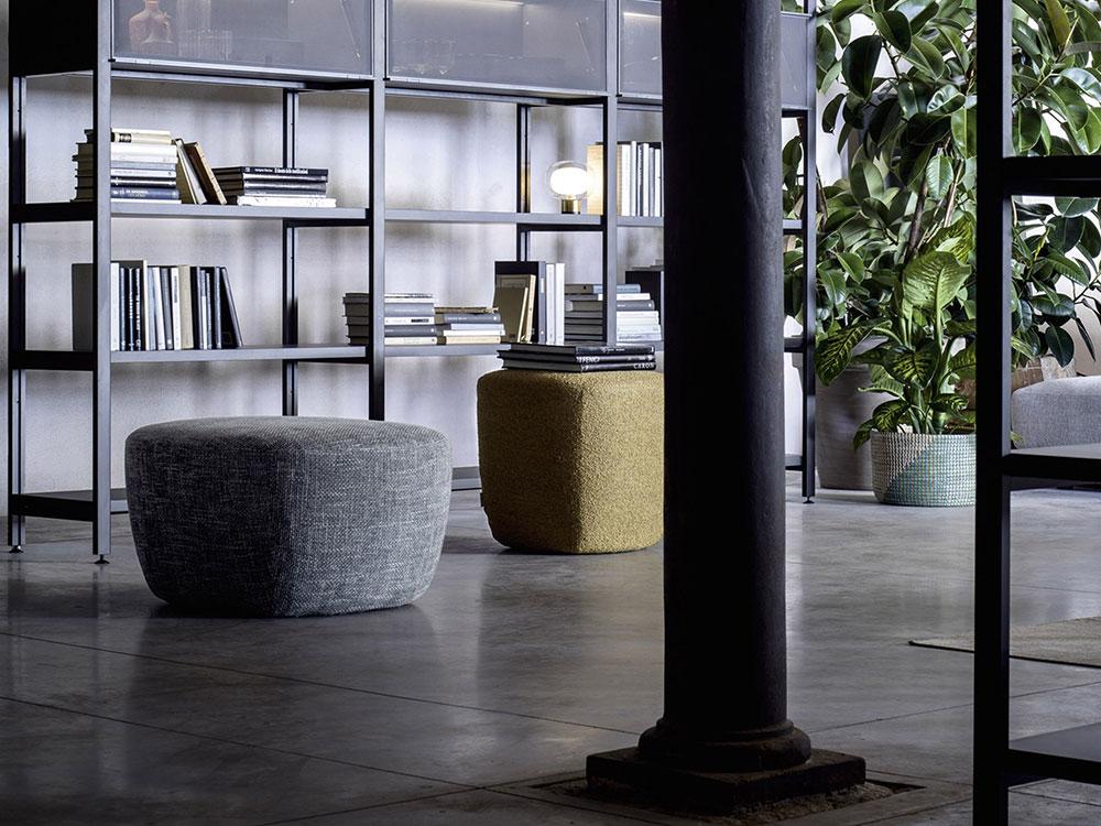 Divani moderni e di design, poltrone e pouf - Dallara Design Ferrara