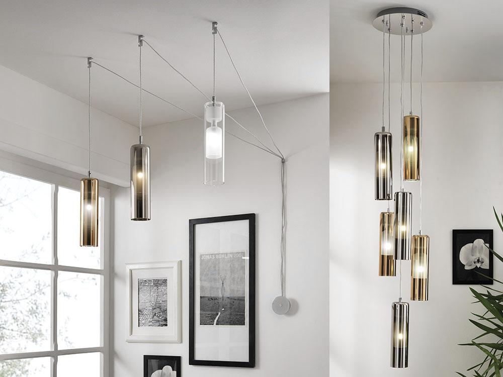 Illuminazione d\'interni, lampade e lampadari di design - Dallara ...